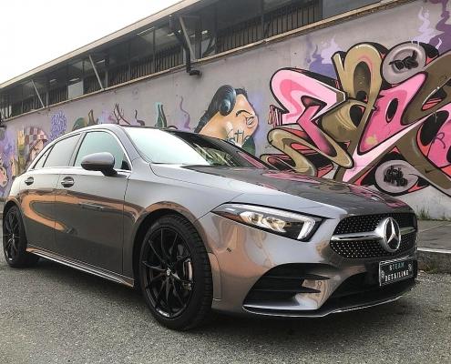 Car Detailing su Nuova Mercedes classe A