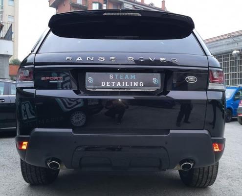 Car Detailing su Range Rover